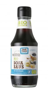 Biologische Soja saus-Fair Trade Original