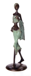 bronzen beeld BF 1