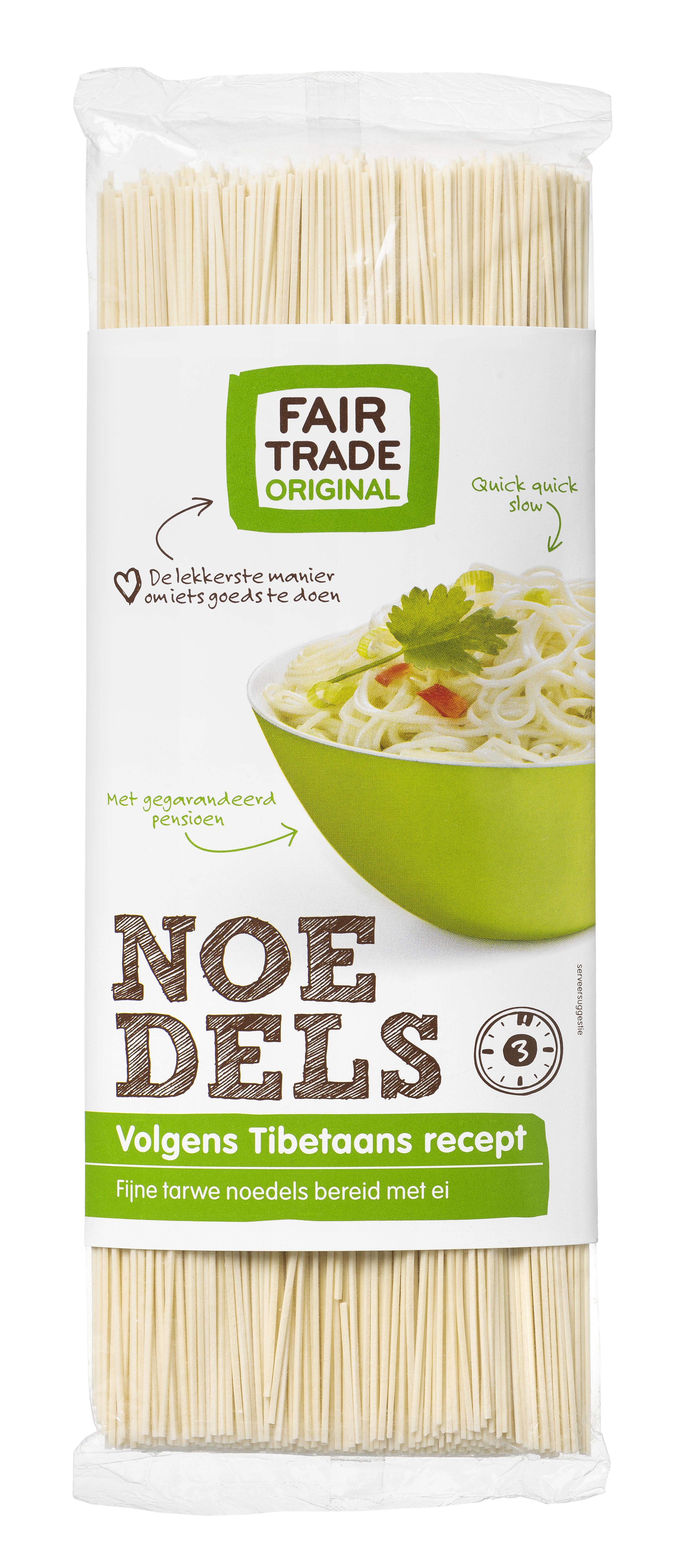 Noedels-Fair Trade Original