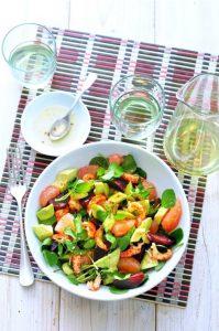 Exotische salade