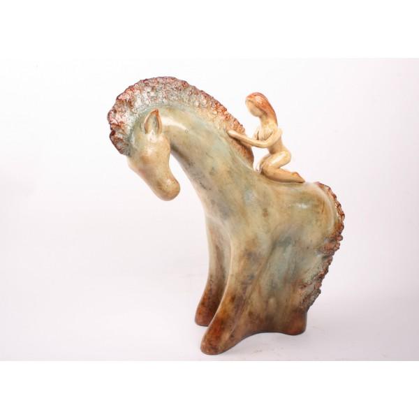 beeld-aardewerk-paard